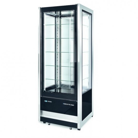 Vitrine panoramique Cristal Tower ISA RV 725 TB/TN