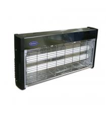Exterminateur d'insectes à gril électrique UK-240 INOX