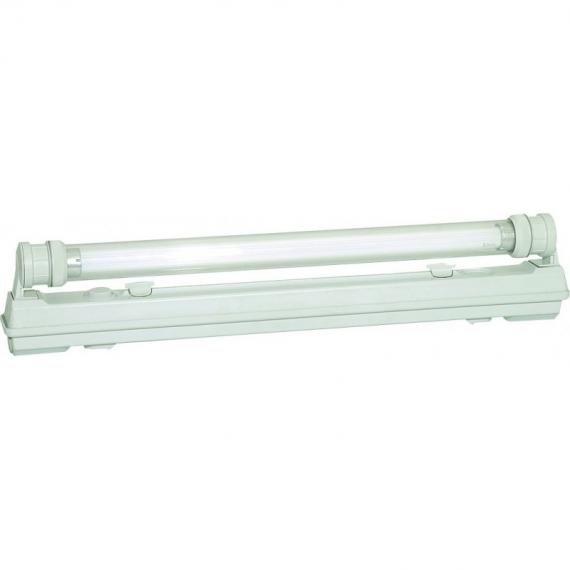 Luminaire spécial hotte longueur 1600