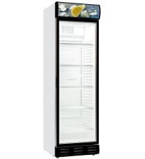 Armoire à boisson 1 porte vitré - 382L