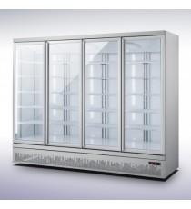 Vitrine réfrigérée 4 portes 2025L